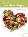 Ontario's Local Food Report