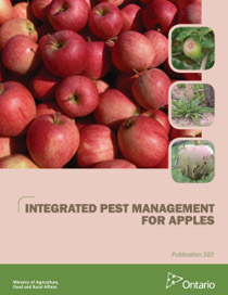 Integrrated Pest Management for Apples