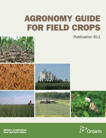 Agronomy Guide for Field Crops - Publication 811