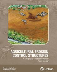 Agricultural erosion control structures a design and for Soil information in english