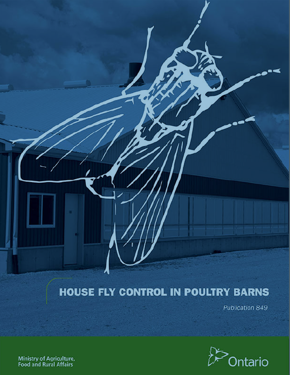 House Fly Control in Poultry Barns