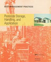 BMP Cover - Pesticide Storage, Handling and Application