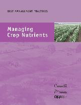 Managing Crop Nutrients