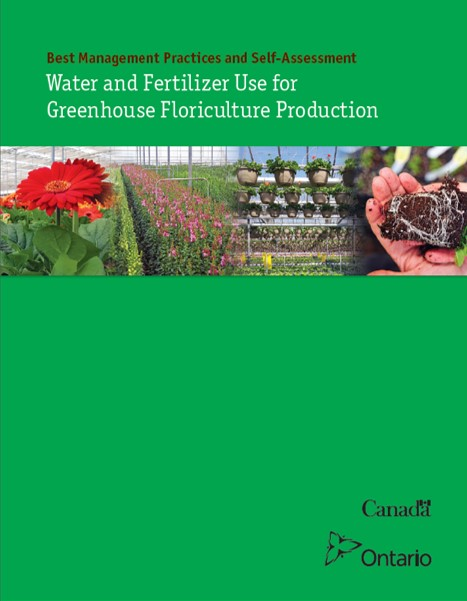 Water and Fertilizer Use for Greenhouse Floriculture Production