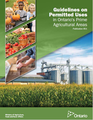 Image of Guidelines on Permitted Uses in Ontario's Prime Agricultural Areas