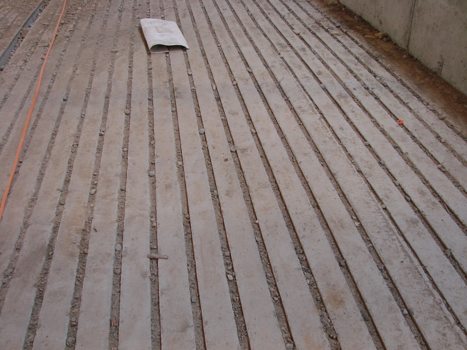 Constructing Flooring For Ease Of Cattle Movement