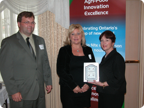Todd Shepherd; Maureen Longland; Minister of Agriculture, Food and Rural Affairs, Leona Dombrowsky