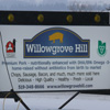 Willowgrove Hill sign