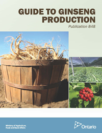 Front Cover Image for Guide to Ginseng Product