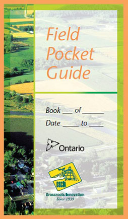 Front Cover Image for Field Pocket Guide