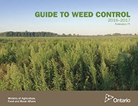 Guide to Weed Control