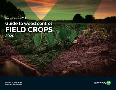 Guide to Weed Control: Field Crops, 2020