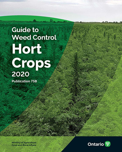 Guide to Weed Control: Hort Crops, 2020
