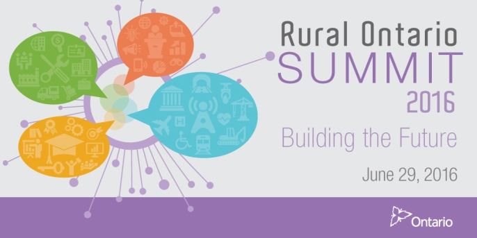 Rural Ontario Summit 2016