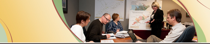 Picture of the Economic Development Resources Team